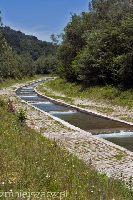 Rzeka g�rska Wierchomla